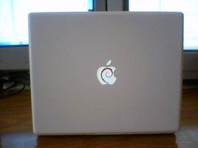 Debian iBook