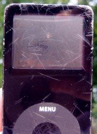 Prueba de stress del iPod nano