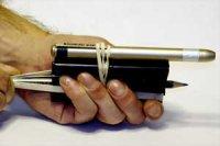 Lanzadora de lápices